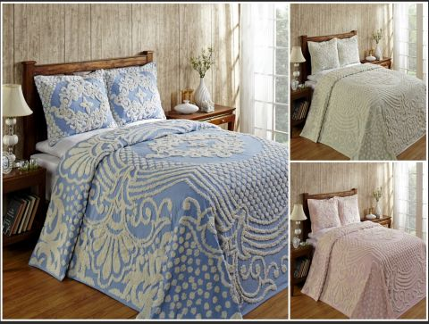 Florence Bedspread and Sham